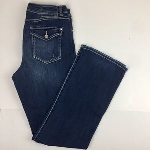INC International Concepts Jeans - Inc Jeans from Macy's - Bootleg Long